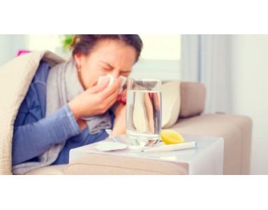 ابتلای همزمان به کرونا و آنفولانزا ریسک مرگ را دو برابر میکند